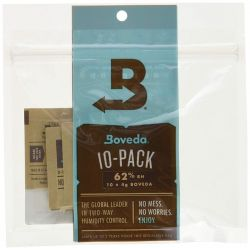 Boveda Humidity Pack - 4g - 10 Pack