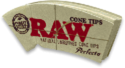 RAW Perfecto Cone Tips (24 Pack)