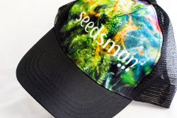 Seedsman Trucker Cap