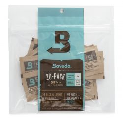 Boveda Humidity Pack - 1g - 20 Pack