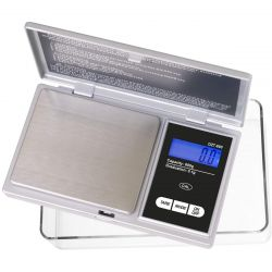 On Balance DZT-600 Large Tray Mini Scale (600g x 0.1g)