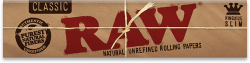 RAW Classic King-Size Slim Rolling Papers (50 Pack)
