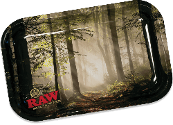 RAW Classic Rolling Tray - Forest