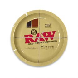 RAW Classic Round Rolling Tray