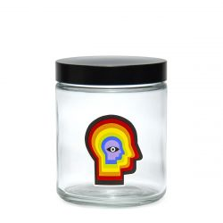 420 Science Screw Top Jar - Large