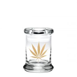 420 Science Pop Top Jar - X-Small